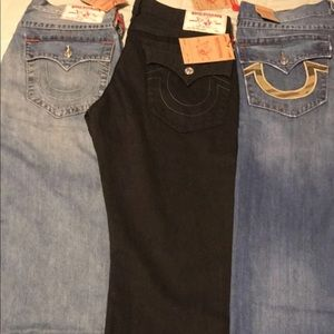 True Religion Jeans - Men's true religion jeans new 150.00 each